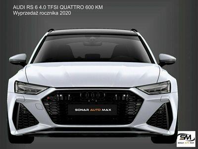 używany Audi RS6 4dm 560KM 2016r. 21 700km