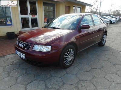 brugt Audi A3 I (8L) 1,6 benzyna 101 KM Ks. serwisowa