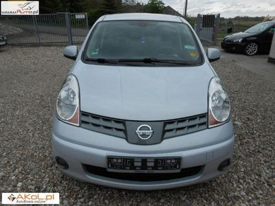 używany Nissan Note 1.4dm3 88KM 2008r. 171 000km klima auto z niemiec nr. na placu 129