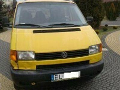 używany VW Transporter T4 T4 6-osobowy 1,9 TD 2001