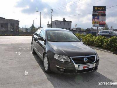 używany VW Passat 2dm 140KM 2008r. 219 127km