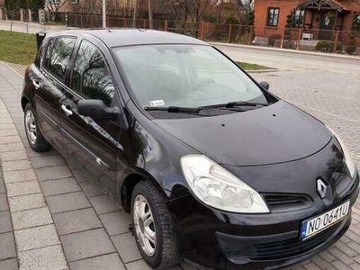 używany Renault Clio czarny 1.5 DCI ,Polski salon