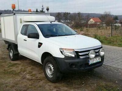 używany Ford Ranger III 4x4 HAK 3350kg, 2 os. Tylko 150Tkm -Auto Warsztat