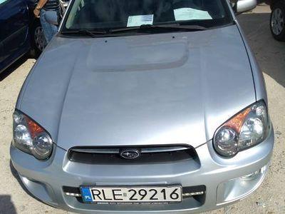 używany Subaru Impreza GLX 2.0
