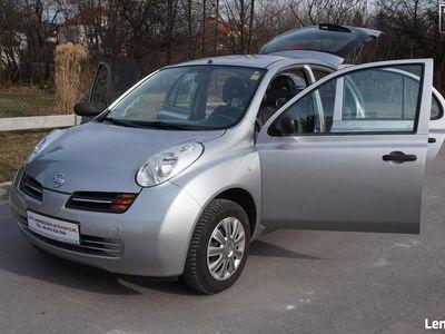 używany Nissan Micra 1.2dm 65KM 2003r. 158 000km
