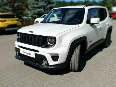 używany Jeep Renegade rabat: 15% (18 880 zł) wynajem od 1206 zł netto msc