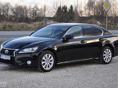 używany Lexus GS300h GS IVHYBRYDA AUTOMAT Krajowy 100% Bezwypadkowy M