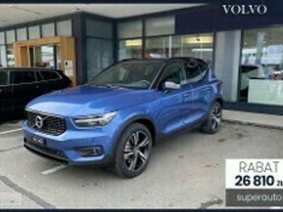 używany Volvo XC40 1.5 T3 (163KM) | R-DESIGN | + NaviTech & Park Assist + Climate