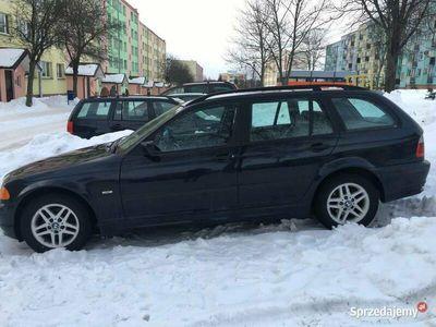 używany BMW 320 e46 d 136km klimatronik touring najlepszy wybor BWM 3