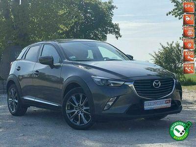 używany Mazda CX-3 2dm 120KM 2017r. 22 000km