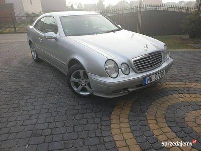 używany Mercedes CLK200 W208 2.0 163KM