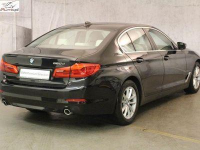 używany BMW 520 seria 5 2dm3 190KM 2017r. 47 718km D 190KM | Czujniki! | Navi!