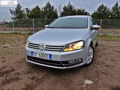 käytetty VW Passat 1.6dm3 105KM 2014r. 110 000km 1.6 TDI*COMFORTLINE*Climatronic*Elektryka*Alu*Zadbany*ZOBACZ!!!