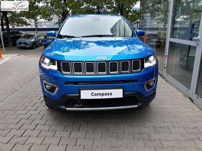 używany Jeep Compass 1.4dm 170KM 2018r. 1km