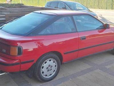 używany Toyota Celica 2.0 GTI ST162 PEŁEN ORYGINAŁ KLASYK YOUNGTIMER