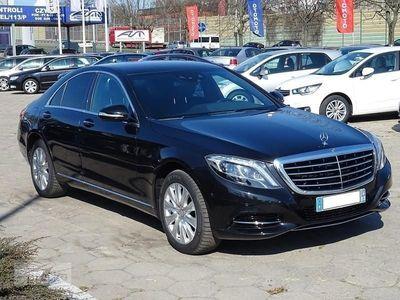 używany Mercedes 350 Klasa S W2223.0 Diesel* 258KM* 7G-TRONIC* Po opłatach* Gwarancja