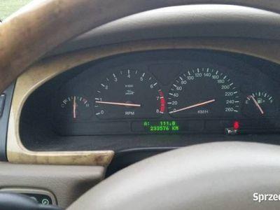 używany Jaguar S-Type 3.0 gaz