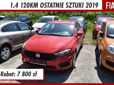 używany Fiat Tipo pop POP 1.4 95KM|4xEl.Szyby+Koło Zapasowe+Opcje|Zarezerwuj Dziś!, Chorzów
