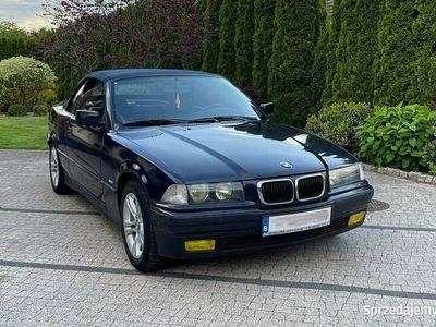 używany BMW 318 Cabriolet 318 E36 i 115KM Skóry Opłacona E36 (1990-1999)