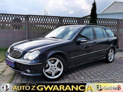 używany Mercedes C200 Avantgarde PIĘKNY Niemcy 163PS Automat Alu AMG Ksenon Navi Kurtyny W203 (2000-2007)