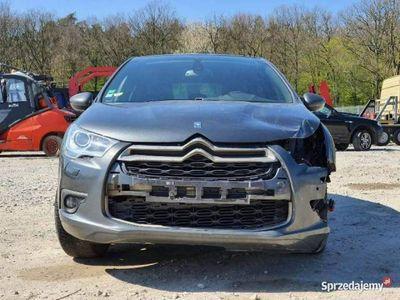 używany Citroën DS4 Automat Nawigacja Półskóra Alufelgi Xenon