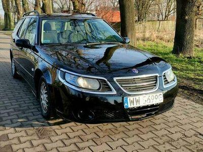 używany Saab 9-5 2dm 150KM 2006r. 237 000km
