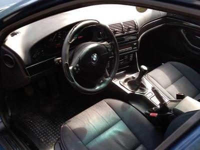 używany BMW 525 E39 d