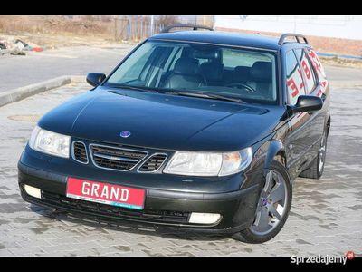 używany Saab 9-5 I 2.0T skóra climatronic zarejestrowany PL, Zamość