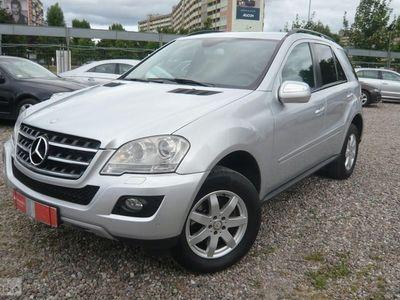 używany Mercedes 350 Klasa ML W164cdi 224 KM 4-matic Salon PL 1-Właść.