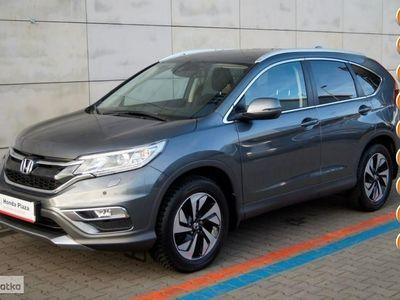 używany Honda CR-V 2dm 155KM 2016r. 53 200km