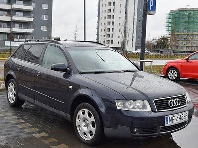 gebraucht Audi A4 II (B6) kombi Stan bardzo dobry jasny środek