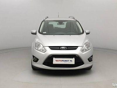 używany Ford C-MAX II TITANIUM POWER SHIFT 2.0TDCi 163KM, Krajowy, I-właściciel, FV23%