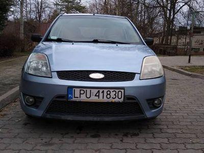 używany Ford Fiesta Sport