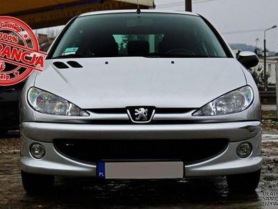 używany Peugeot 206+ 2061.4i Salon PL - Klimatyzacja - Pierwszy właś. - Raty Zamiana Gwaranc