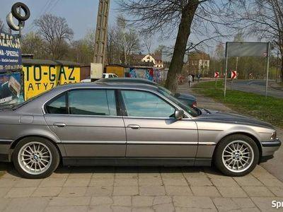 używany BMW 750L i LONG benz.+ GAZ