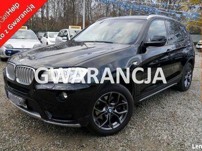 używany BMW X3 2dm 184KM 2013r. 180 000km