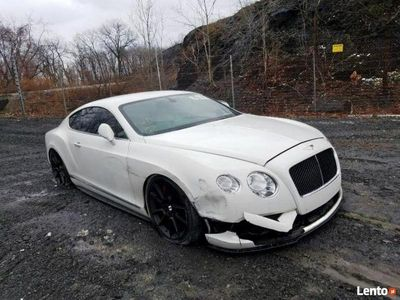 używany Bentley Continental GTC V8S 4.0 benz. 500KM autom. AWD 2014