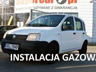 używany Fiat Panda 1.1dm 55KM 2006r. 153 000km