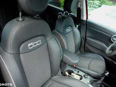 używany Fiat 500X