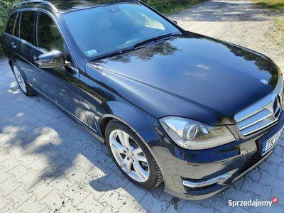 używany Mercedes C250 4Matic AMG 7G Tronic