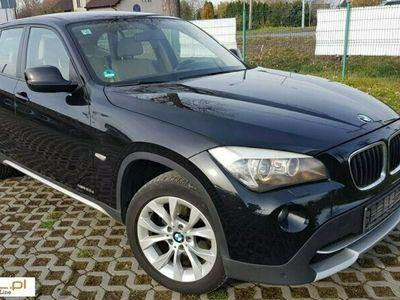 używany BMW X1 2dm 177KM 2011r. 199 000km