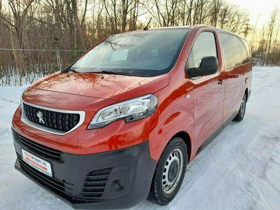 używany Peugeot Expert II TRAVELLER LONG S&S 1.6 HDi 115 KM, polski salon, FV 23%, I właścicie