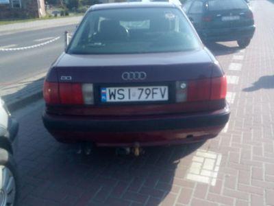 używany Audi 80 b 4 z gazem