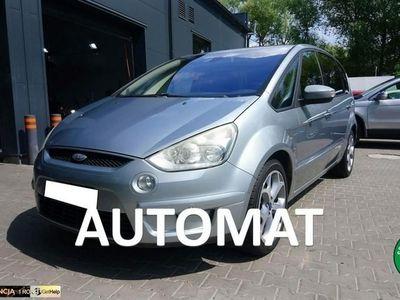 używany Ford S-MAX 2dm 140KM 2010r. 171 000km