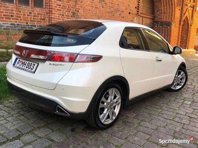 używany Honda Civic 1.8 Benzyna + GAZ 122tyś KM SERWIS IDEALNY STAN