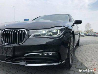 używany BMW 730 3dm 265KM 2017r. 138 000km