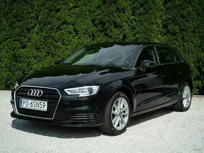 używany Audi A3 2dm 150KM 2020r. 47 000km