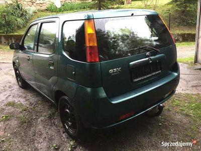 używany Subaru Justy G3X 4x4 2005 1.3