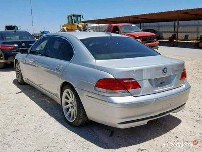 używany BMW 750L 750 I 4.8 l V8 benz 360 KM autom. 2007 E65/66 (2001-2008)