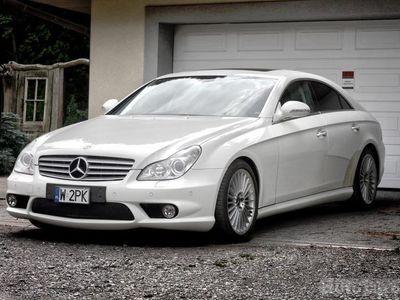 używany Mercedes CLS500 CLS 500 AMG Z JAPONI, OKAZJA!!!AMG Z JAPONI, OKAZJA!!!
